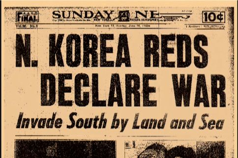 an introduction to the history of the korean war Korean war military postal history exhibit -- synopsis [ed note: this introduction shows a written notation from the author: written around 2002.