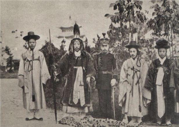 joseon dynasty military titles