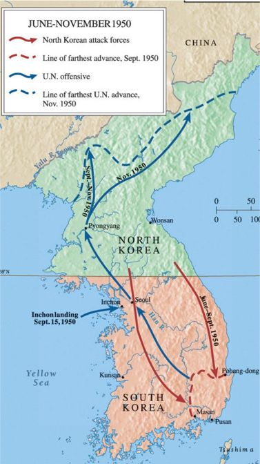 factors that led to the division of korea Causes of the korean war korea had been divided between north and south at the end of the world war ii with russia occupying led by stalin, and the.